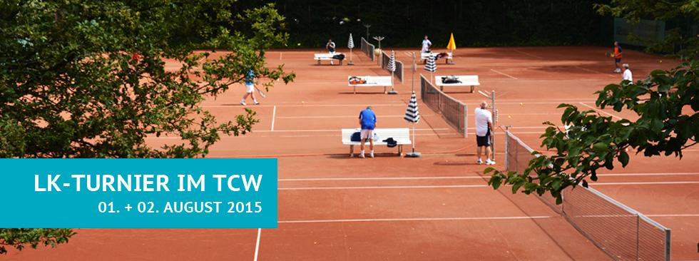 3. LK-Turnier im TCW
