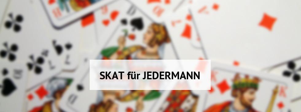 Skat für Jedermann 2018/2019