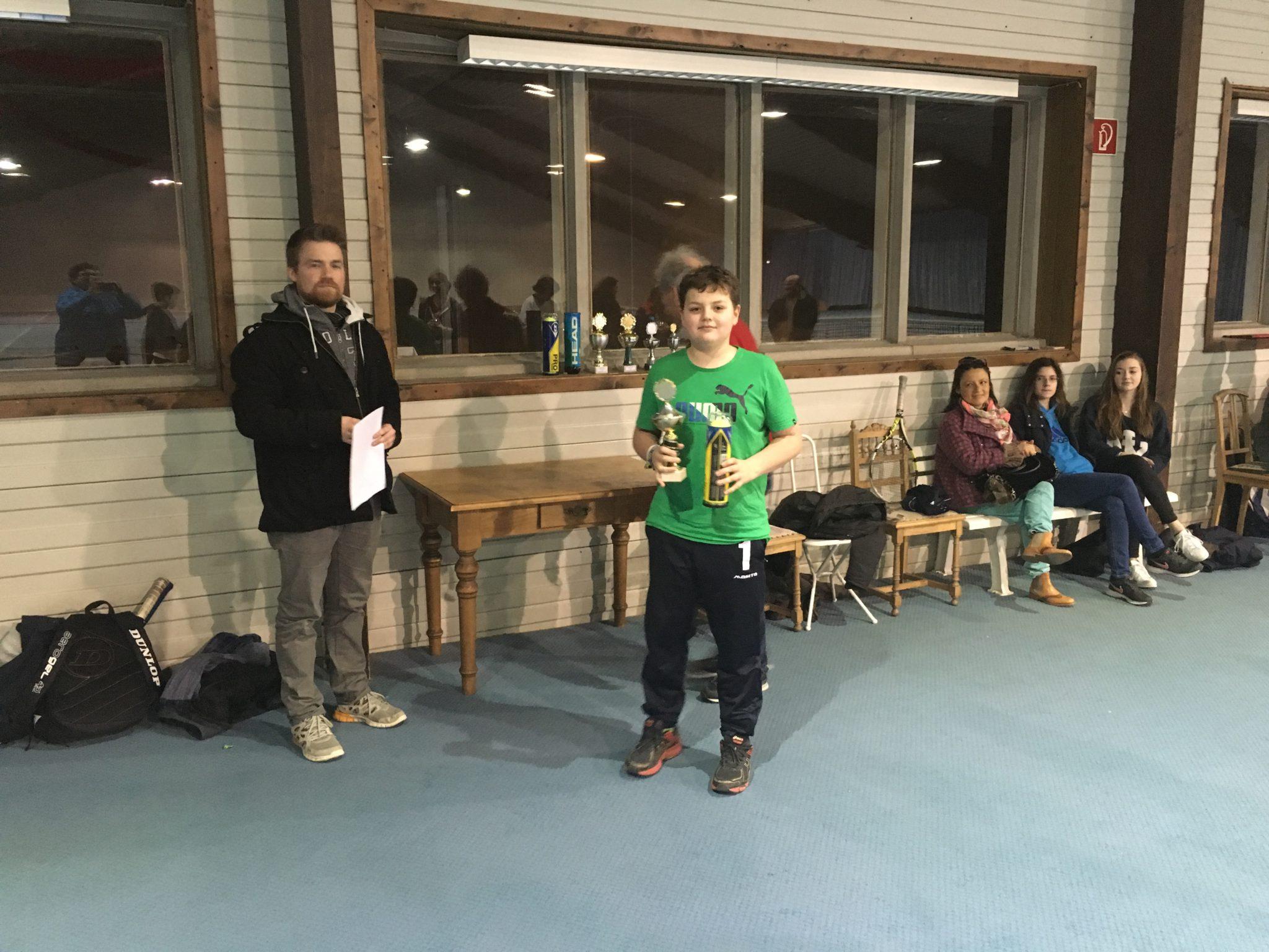 TSK Indoor 2016