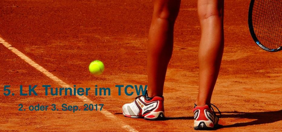 5. LK Turnier des TCW
