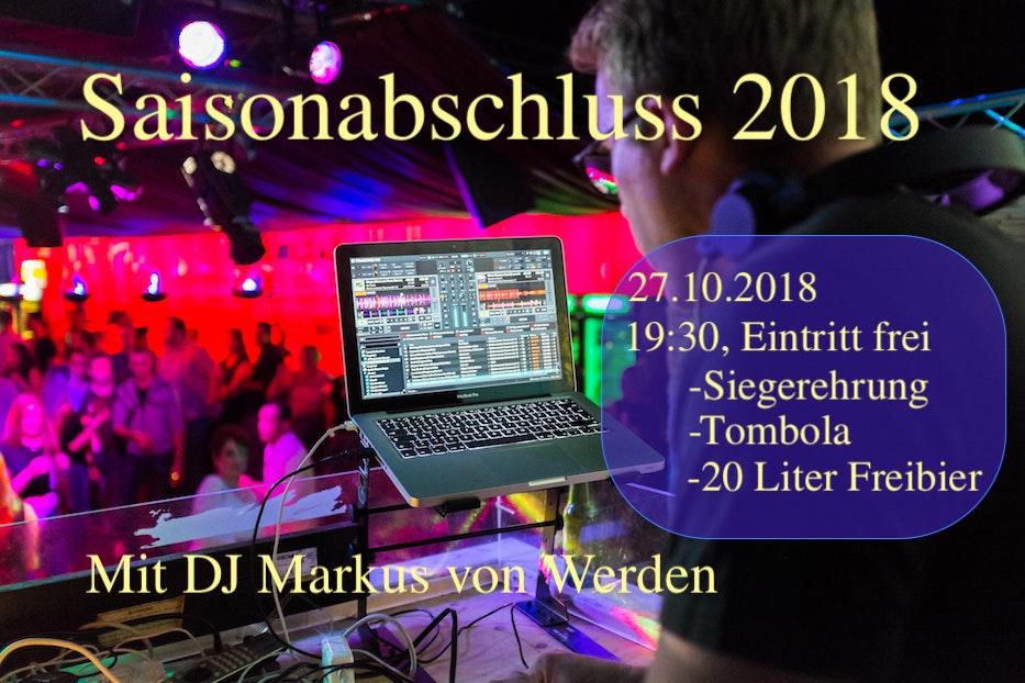 Saisonabschlussfest 2018