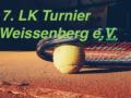 7. LK Turnier des TCW am Samstag, 28.09.2019