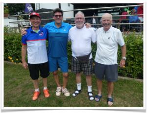 """Ereignisse: Doppelturnier """"Senior Cup 2019"""""""
