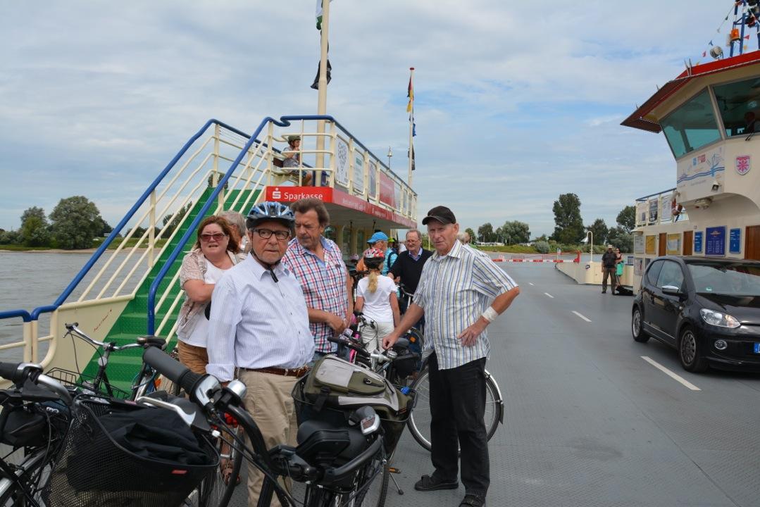 TCW-Fahrradtour 2014