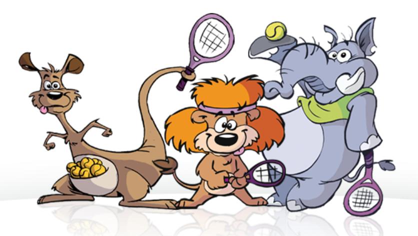 """Kinder Tennisbuch """"kostenlos""""…"""