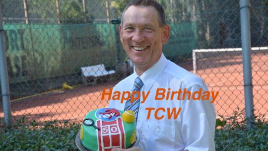 50 Jahre TCW,  mit Fotos!
