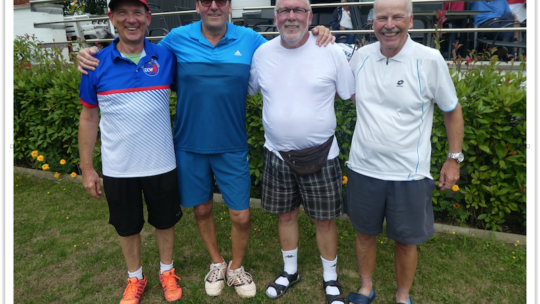Eisbären verteidigen den Doppel-Titel 2019 in Krefeld