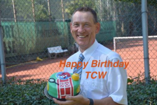 Jubiläum 50 Jahre TCW Teil 1